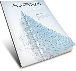 Architectural Products magazine cover