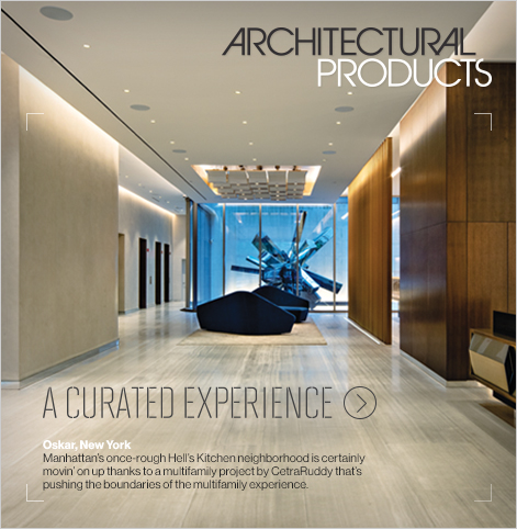 Architectural Products: October 2019