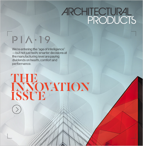 Architectural Products: November/December 2019