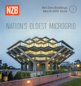 Net Zero Buildings: March 2019