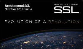 Architectural SSL :  October 2018